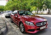 Xe Mercedes 200 sản xuất 2016, màu đỏ giá 1 tỷ 190 tr tại Hà Nội