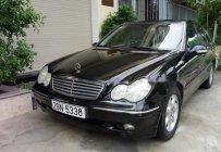 Bán xe Mercedes C200 2002, số tự động, biển 9 điểm giá 190 triệu tại Đà Nẵng