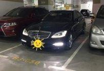 Chính chủ bán Mercedes S550 sản xuất năm 2008, đã lên form S63 AMG 2012, màu đen, xe nhập giá 1 tỷ 400 tr tại Hà Nội