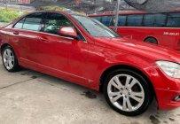 Cần bán lại xe Mercedes c200 đời 2007, màu đỏ, nhập khẩu giá 370 triệu tại Hà Nội
