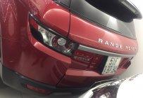 Bán xe LandRover Evoque 2014 màu đỏ giá 1 tỷ 400 tr tại Tp.HCM