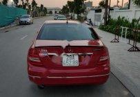 Cần bán Mercedes C250 đời 2011, màu đỏ, giá tốt giá 619 triệu tại Hà Nội