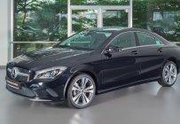 Mercedes CLA200 2017 cũ, màu đen, nhập khẩu chính hãng, chỉ đóng 2% thuế giá 1 tỷ 360 tr tại Tp.HCM