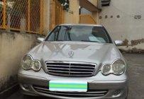 Cần bán Mercedes C180 đời 2004 xe gia đình, giá 210tr giá 210 triệu tại Tp.HCM