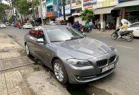 BMW 5 Series 528i model 2014 màu xám, nhập khẩu giá 1 tỷ 90 tr tại Tp.HCM