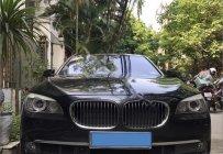 Bán BMW 7 Series 740Li đời 2010, màu đen, nhập khẩu giá 1 tỷ 500 tr tại Hà Nội