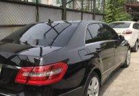 Cần bán gấp Mercedes E250 đời 2012, màu đen chính chủ giá 830 triệu tại Hà Nội