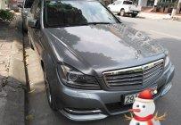 Cần bán Mercedes C250 sản xuất năm 2013, màu xám, 696 triệu giá 696 triệu tại Hà Nội