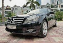 Bán Mercedes C200 sản xuất năm 2010, màu đen giá 550 triệu tại Hà Nội