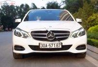 Cần bán gấp Mercedes E250 năm sản xuất 2014, màu trắng, nhập khẩu nguyên chiếc giá 1 tỷ 230 tr tại Hà Nội