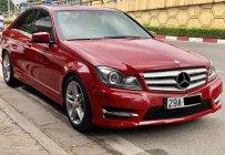 Cần bán gấp Mercedes C300 AMG 2011, màu đỏ, nhập khẩu  giá 690 triệu tại Hà Nội