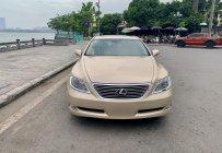 Bán xe Lexus LS 460L 2009, màu vàng, nhập khẩu giá 1 tỷ 250 tr tại Hà Nội