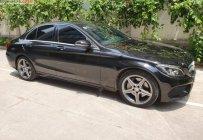 Bán Mercedes C250 AMG đời 2015, màu đen giá 1 tỷ 190 tr tại Hà Nội