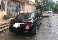 Bán Mercedes Benz C200 Avantgarde màu đen, sản xuất 2007, biển HN đẹp, chính chủ giá 360 triệu tại Hà Nội