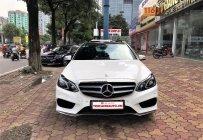 Bán Mercedes E400 AMG năm sản xuất 2014, màu trắng, nhập khẩu nguyên chiếc giá 1 tỷ 550 tr tại Hà Nội