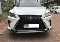 Bán Lexus RX350 Fsport sản xuất 2016 xuất Mỹ, biển Hà Nội giá 3 tỷ 580 tr tại Hà Nội