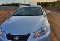 Gia đình bán Lexus IS 250C sản xuất 2009, màu bạc, nhập khẩu giá 1 tỷ 150 tr tại Bình Thuận