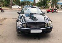 Cần bán Mercedes E240, số tự động, 2003, màu xám xanh giá 246 triệu tại Tp.HCM