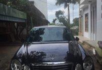 Bán Mercedes E200 đời 2007, màu đen, xe ít đi nên còn rất mới giá 500 triệu tại Đắk Lắk