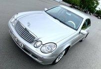 Merc E 240 nhập Mỹ 2004, xe nhà trùm mền, chạy đúng 65 ngàn km, bao test giá 320 triệu tại Tp.HCM