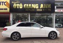 Cần bán lại xe Mercedes E250 đời 2015, màu trắng giá 1 tỷ 350 tr tại Hà Nội