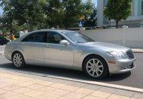 Bán Mercedes S550 sản xuất 2007, màu bạc, nhập khẩu giá 745 triệu tại Hà Nội