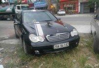 Cần bán xe Mercedes C180 đời 2004, phom mới giá 222 triệu tại Thái Nguyên