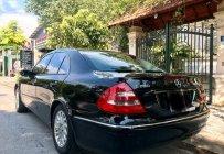 Bán ô tô Mercedes E200 năm 2004, màu đen giá 320 triệu tại Hà Nội