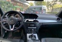 Cần bán Mercedes C200 đời 2013, màu đen giá 775 triệu tại Tp.HCM