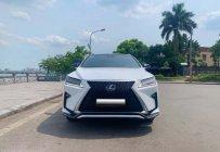 Bán Lexus RX 350 F-Sport sản xuất năm 2015, màu trắng, nhập khẩu giá 3 tỷ 599 tr tại Hà Nội