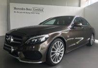 Cần bán Mercedes-Benz C300 2018 AMG màu nâu/nội thất đen,17.000 km.  giá 1 tỷ 680 tr tại Tp.HCM