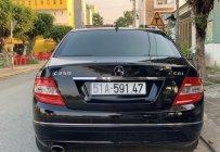 Bán lại xe Mercedes C250 sản xuất 2010, màu đen, 540 triệu giá 540 triệu tại Bình Dương