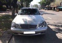 Bán Mercedes C200 năm sản xuất 2001, màu bạc, xe còn mới giá 180 triệu tại Đà Nẵng