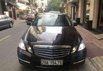 Bán Mercedes E250 năm sản xuất 2012, màu đen, nhập khẩu nguyên chiếc  giá 785 triệu tại Hà Nội