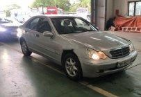 Bán Mercedes C180 sản xuất 2002, màu bạc, chính chủ giá 168 triệu tại Hà Nội