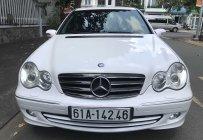 Bán Mercedes-Benz C240 đời 2005, màu trắng, ít sử dụng, giá 250 triệu đồng giá 250 triệu tại Tp.HCM