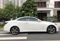 Cần bán nhanh Lexus IS 250c sản xuất 2012, mui trần màu trắng, fix nhẹ cho ai có thiện chí giá 1 tỷ 580 tr tại Hà Nội