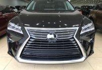 Bán xe Lexus RX350 Luxury đời 2020, màu đen, nhập khẩu giá 4 tỷ 450 tr tại Hà Nội
