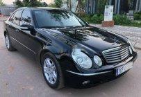 Chính chủ bán xe Mercedes E240 đời 2005, màu đen giá 335 triệu tại Hà Nội