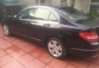 Bán Mercedes C200 CGI sản xuất năm 2009, màu đen giá 450 triệu tại Hà Nội