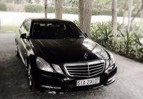 Cần bán Mercedes E250 sản xuất năm 2010, màu đen, nhập khẩu  giá 820 triệu tại Khánh Hòa