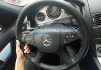 Cần bán xe Mercedes C200 AMG sản xuất năm 2008, màu trắng số tự động, giá tốt giá 430 triệu tại Tp.HCM
