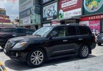 Cần bán gấp Lexus LX 570 năm sản xuất 2009, màu đen, nhập khẩu giá 2 tỷ 600 tr tại Tp.HCM