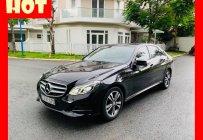 Bán xe Mercedes E250 màu đen, nội thất nâu model 2014, trả trước 400 triệu nhận xe ngay giá 1 tỷ 220 tr tại Tp.HCM