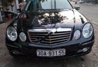 Gia đình bán xe Mercedes E280 đời 2007, màu đen chính chủ  giá 375 triệu tại Hà Nội
