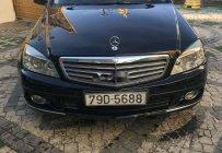 Bán Mercedes C200 năm sản xuất 2009, màu đen, nhập khẩu nguyên chiếc giá 600 triệu tại Khánh Hòa