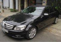 Cần bán gấp Mercedes C200 năm 2010, màu đen, xe nhập, 550tr giá 550 triệu tại Tp.HCM