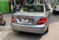 Cần bán lại xe Mercedes C200 đời 2011, màu xám chính chủ giá 580 triệu tại Hà Nội