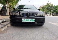 Bán BMW 3 Series 318i 2003, màu đen, nhập khẩu   giá 220 triệu tại Thái Bình