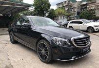 Bán xe Mercedes C200 Exclusive model 2019, màu đen, nội thất be mới chạy 6000 km giá rẻ, bảo hành chính hãng giá 1 tỷ 609 tr tại Hà Nội